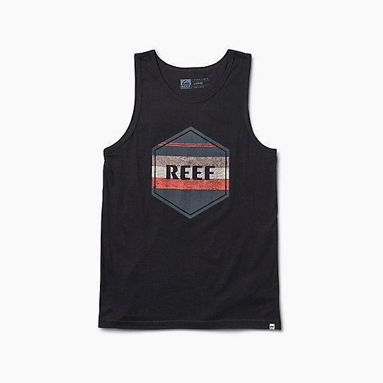 Reef Peeler Tank Siyah