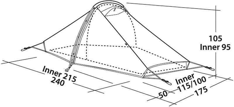 Robens Çadır Starlight 2 Rbn130151