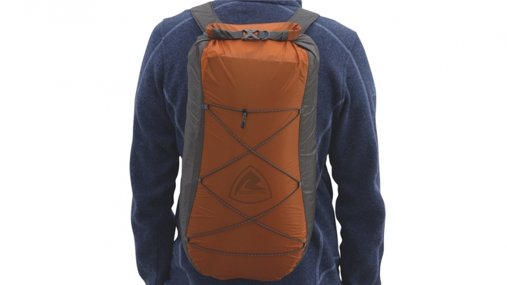 Robens UL Dry Pack Burnt Orange Turuncu Sırt Çantası