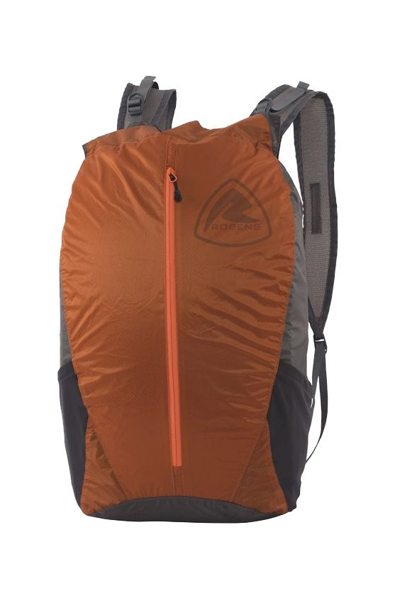 Robens Zip Dry Pack Burnt Orange Turuncu Sırt Çantası Rbn370007