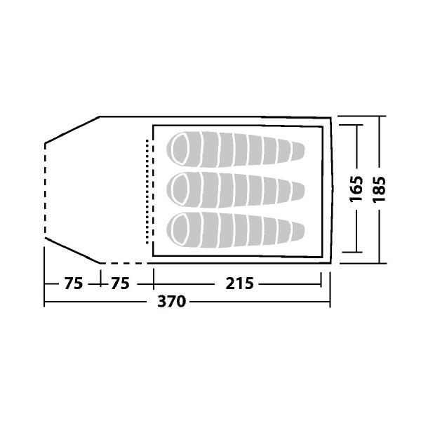 Robens Serra Black Shrimp 3 Rbn130071