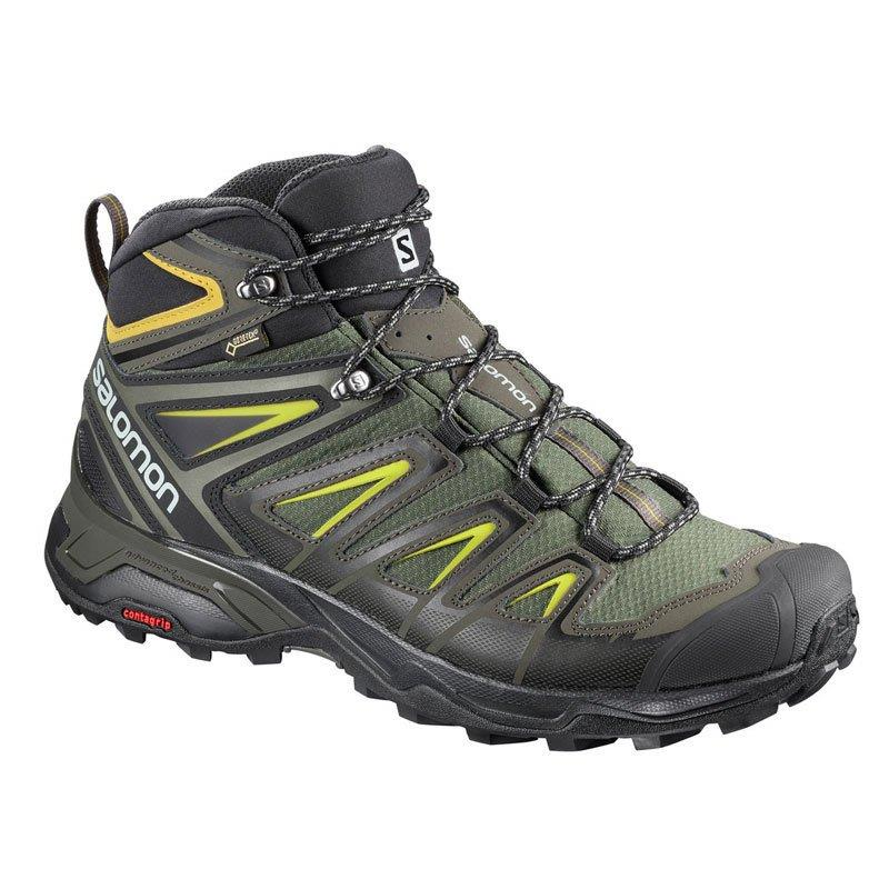 Salomon X Ultra 3 Mid Gtx Ayakkabı L40133700