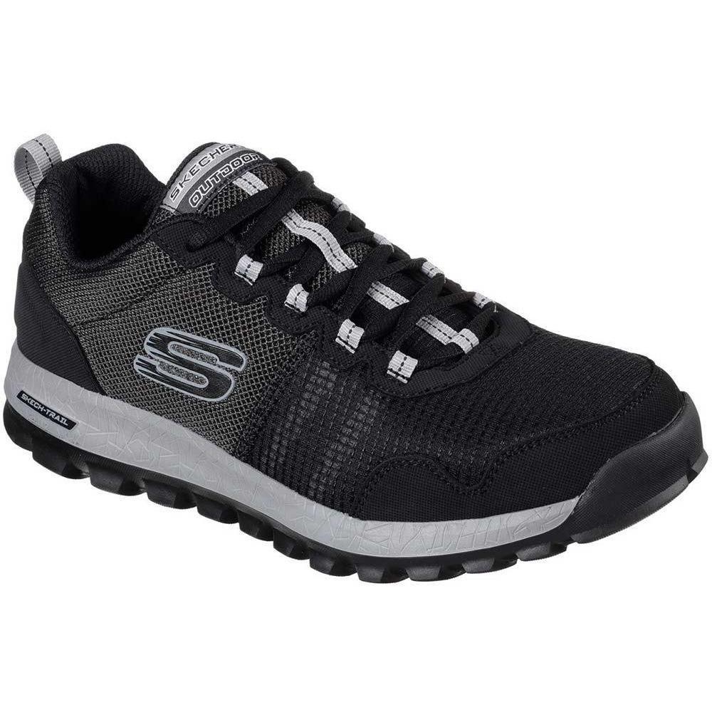 Skechers Claw Hammer Erkek Ayakkabı Siyah/Gri SKC51595 BKGY