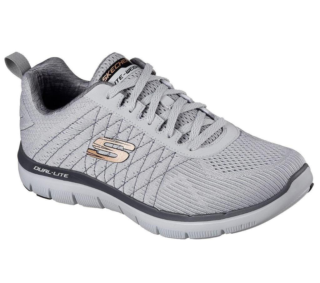 Skechers Flex Advantage 2.0 Erkek Ayakkabı Skc52185 Gycc