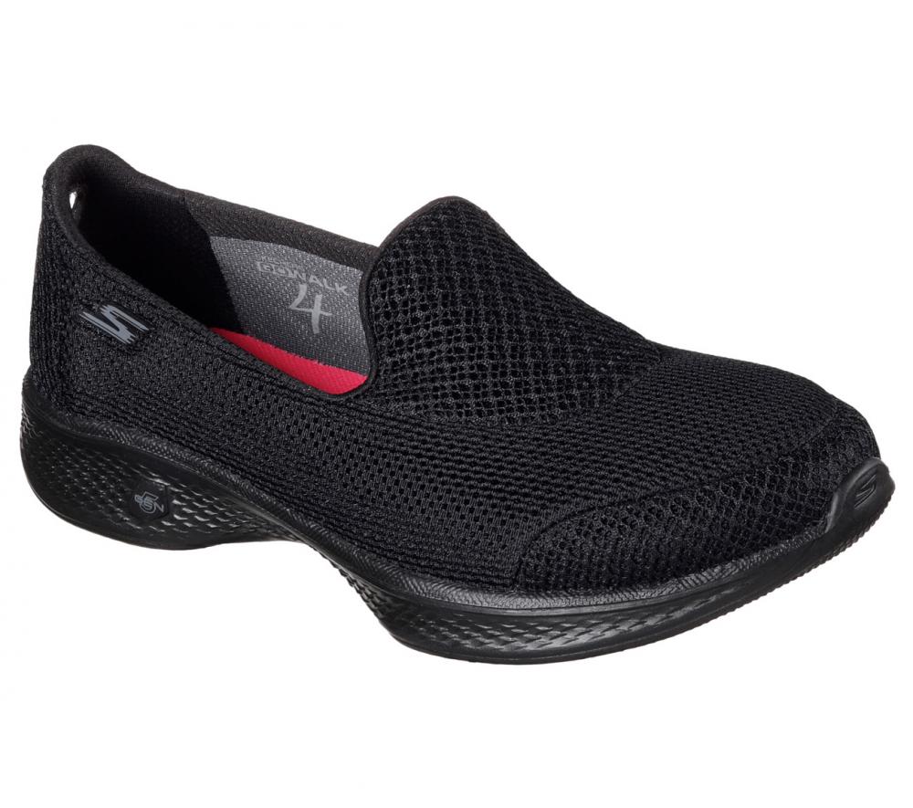 Skechers Go Walk 4 Kadın Ayakkabı Skc14170 Bbk