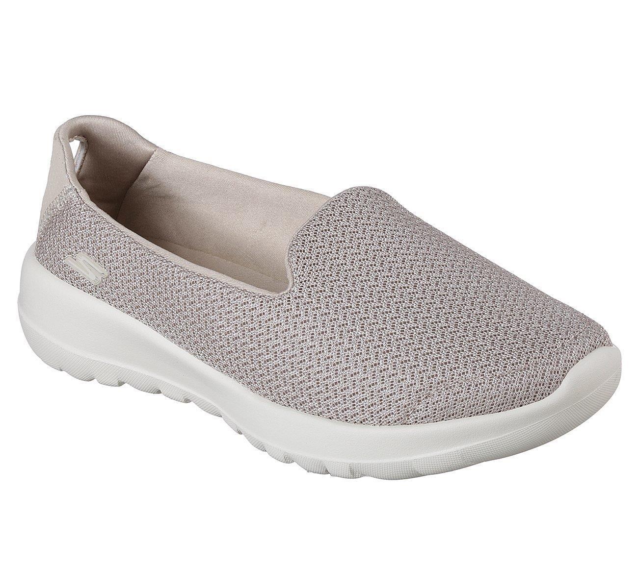 Skechers Go Walk Joy - Splendid Kadın Ayakkabı Bej SKC15648 TPE