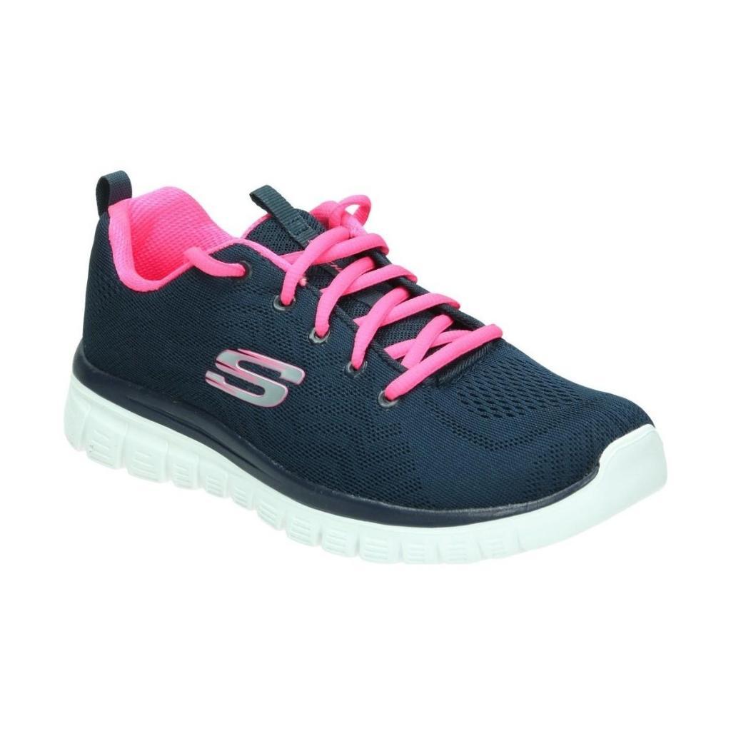 Skechers Graceful Get Connected Kadın Ayakkabı Skc12615 Nvhp