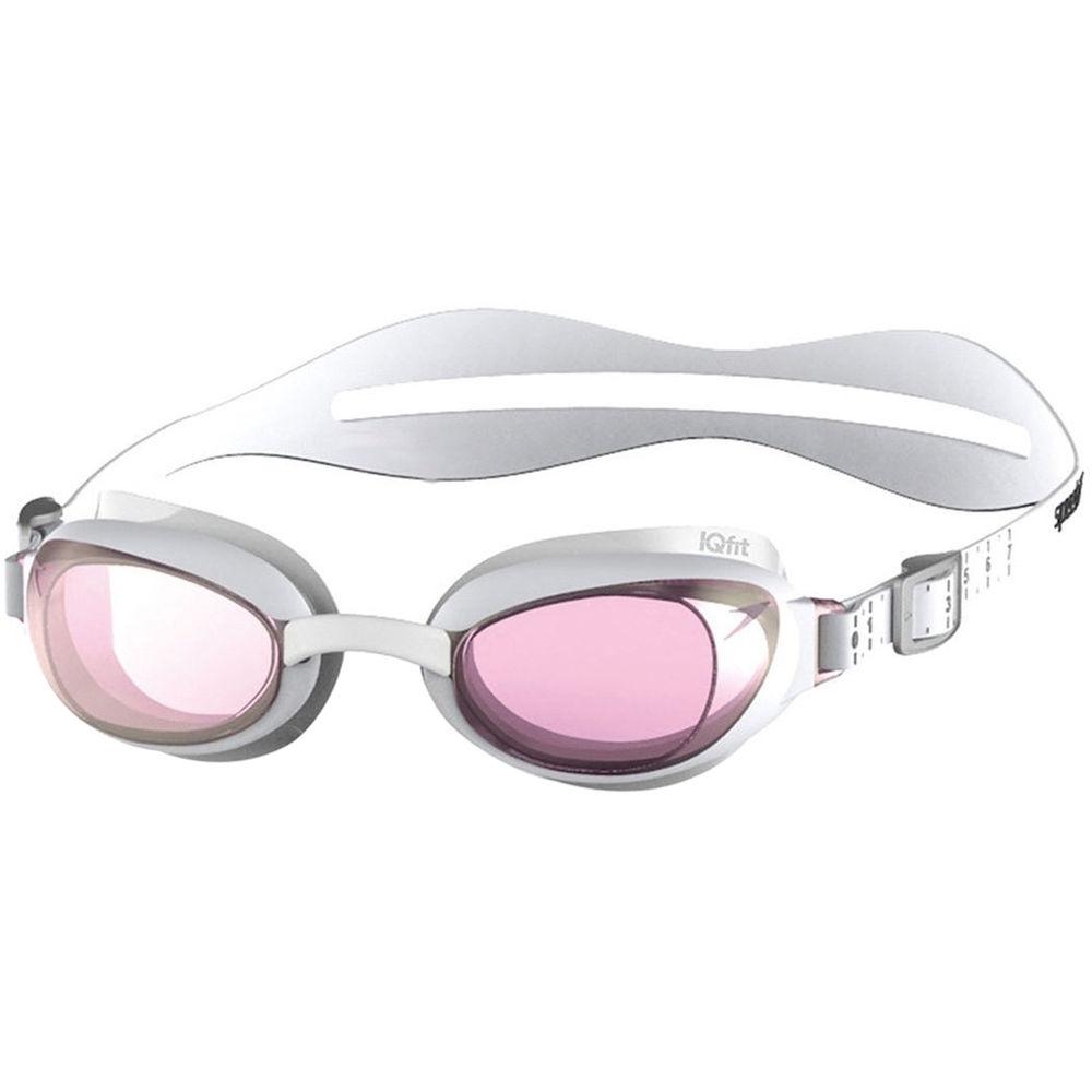 Speedo Aquapure Beyaz Pembe Kadın Yüzücü Gözlüğü Sp8090035065