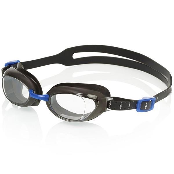Speedo Aquapure Gog Au Grey/Clear Sp8090029123