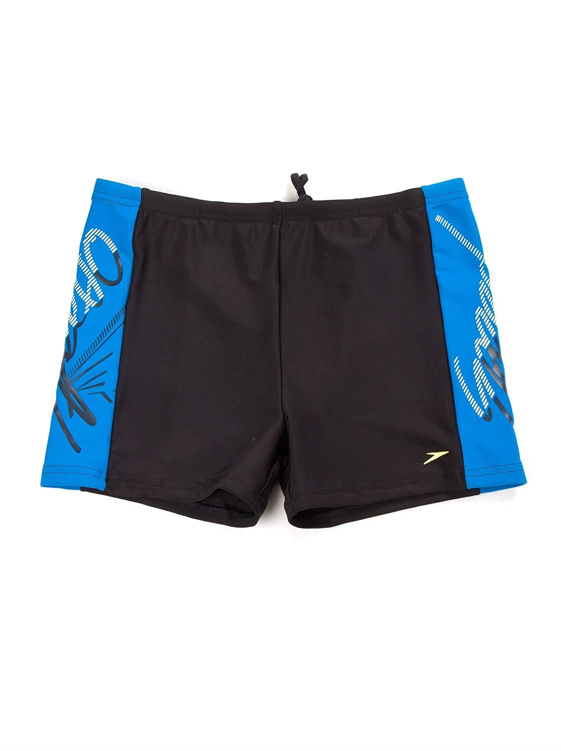 Speedo Ayrton Pnl Asht Jm Black/Blue Mayo Sp8053967967