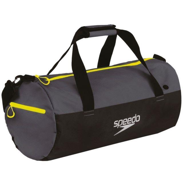 Speedo Duffel Bag Au Gry/Blk Sp809190A877