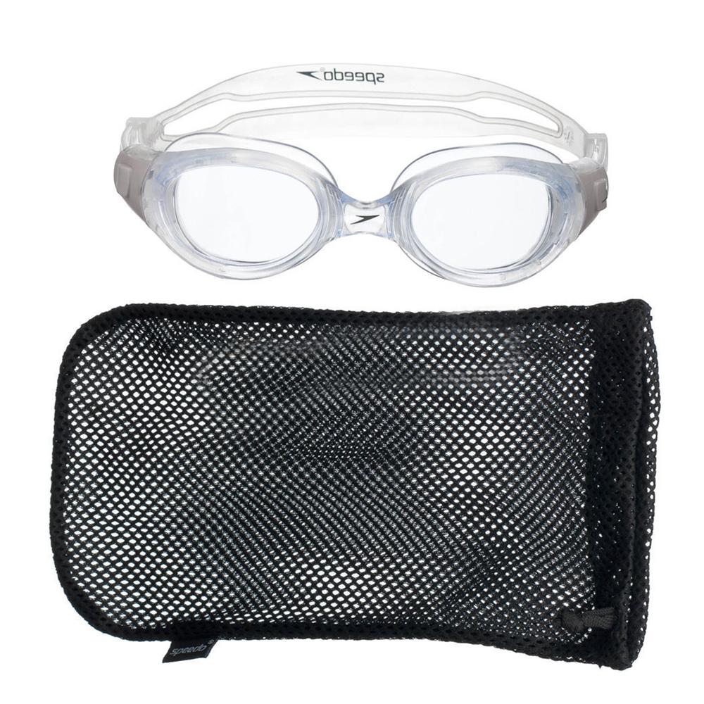 Speedo Futura Biofuse Kristall Şeffaf Yüzücü Gözlüğü Sp8090118911