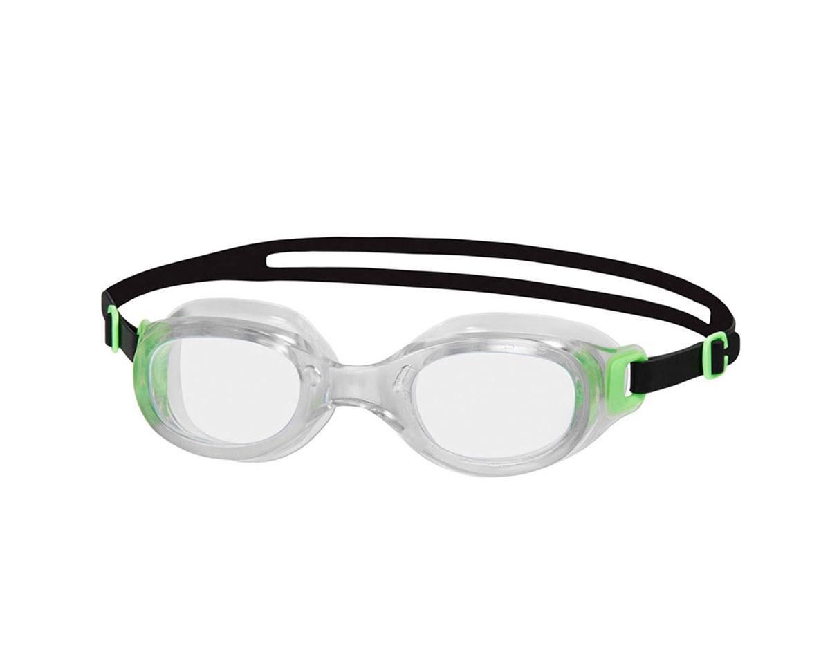 Speedo Futura Classic Au Green/Clear Sp810898B568