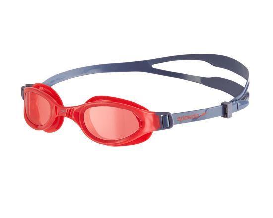 Speedo Futura Plus Gog Ju Grey/Red Gözlük Sp809010B860
