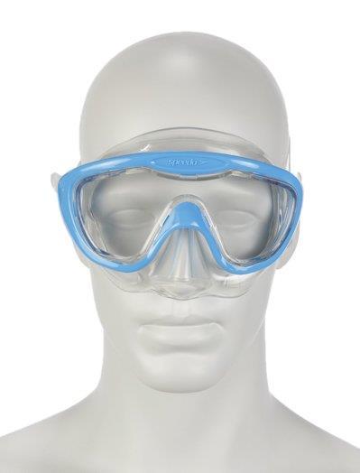 Speedo Glıde Snorkle Set Jnr Blu Sp8036310309