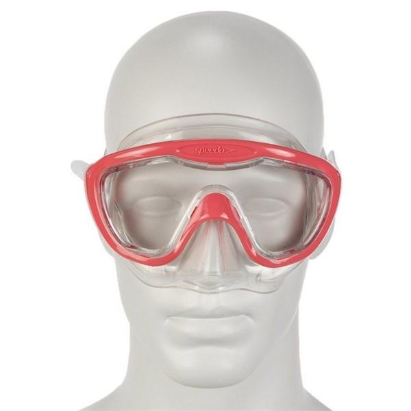 Speedo Glıde Snorkle Set Jnr Pınk Sp8036311341