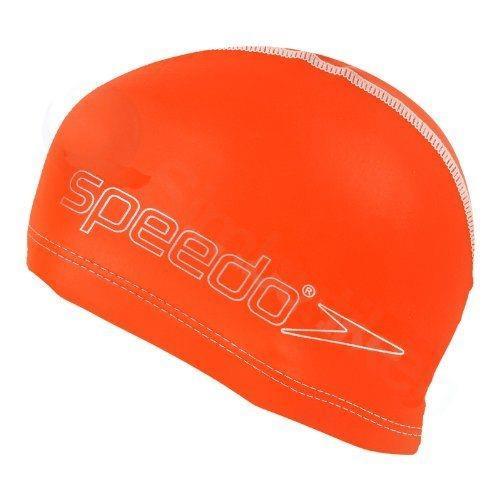Speedo Pace Cap Jnr Ora Sp8720731288