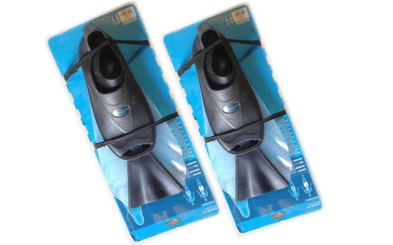 Speedo Traınıng Fın Au Blue Ayak Paleti Sp8073620309