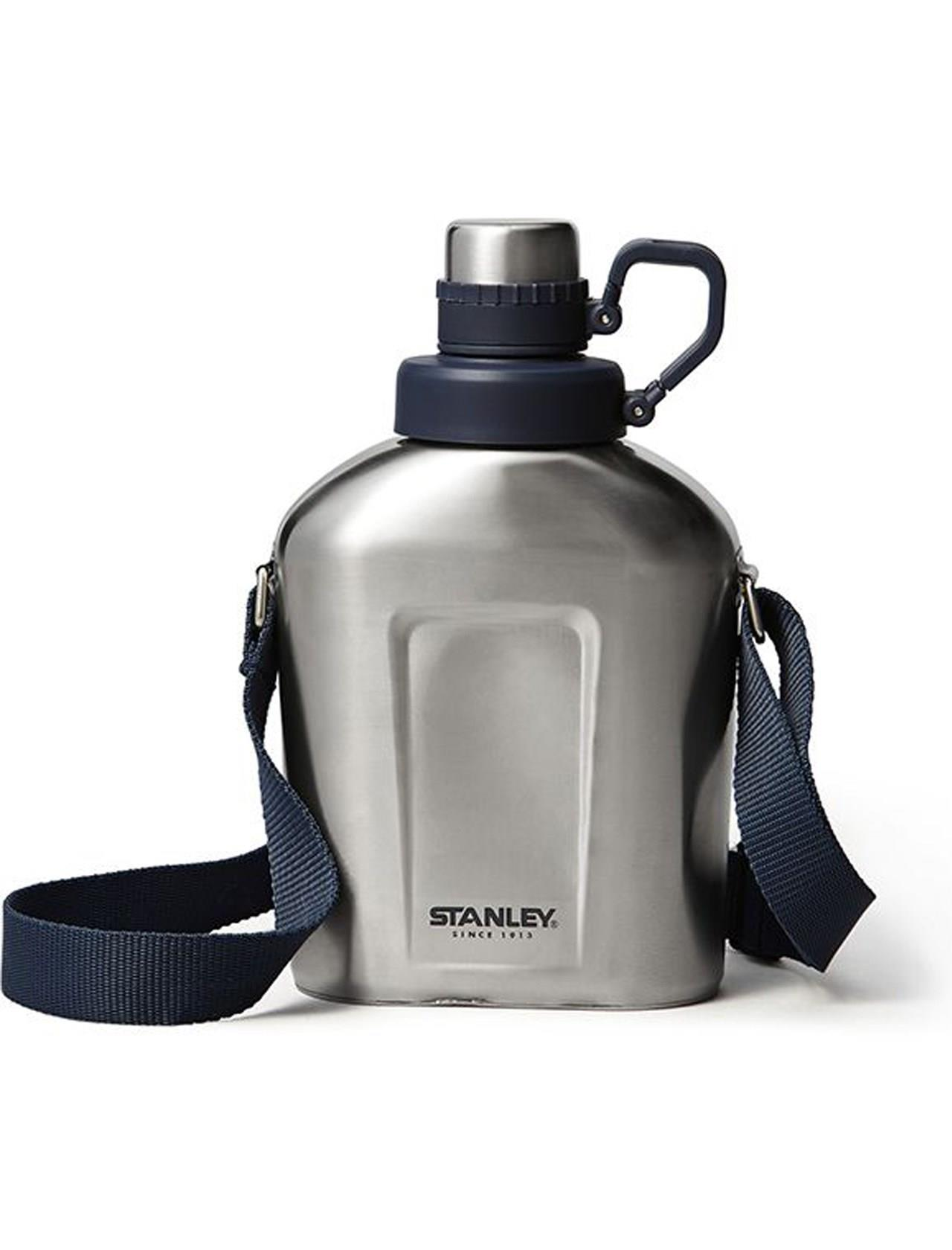 Stanley Adventure Steel Canteen 1 Lt As1001930003