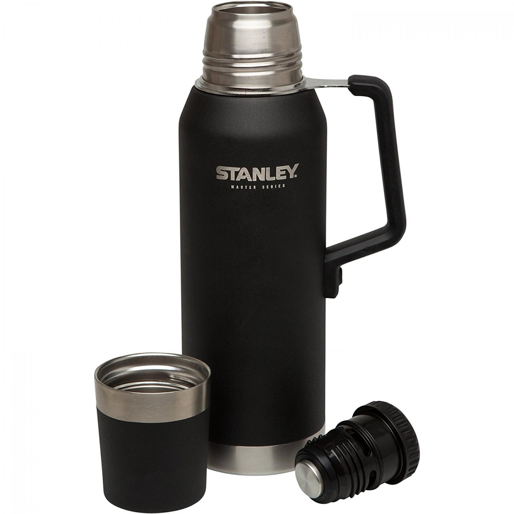 Stanley Master Vacuum Bottles 1.4Ot Master Black As1002659002
