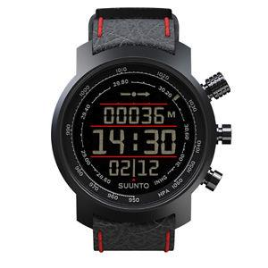 Suunto Elementum Terra N/Black/Red Leather Ss01917100