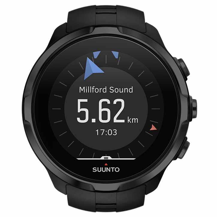Suunto Ss022662000 Spartan Sport Wrist All Black Ssu01.17001