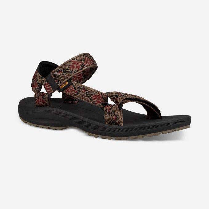 Teva Winsted Erkek Kahverengi Sandalet Tev1017419 Teva00020