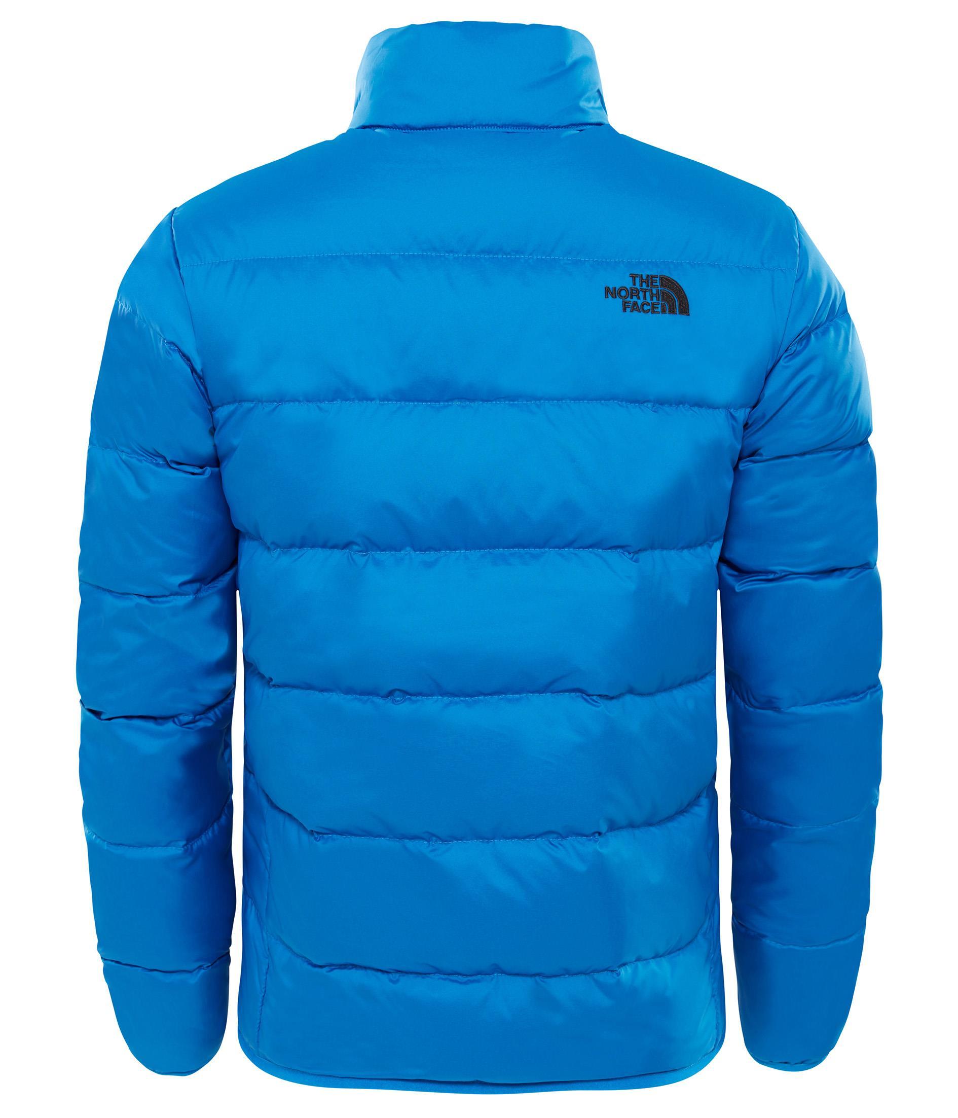 The North Face Andes Kaz Tüyü Çocuk Ceket T0CHQ6WXN