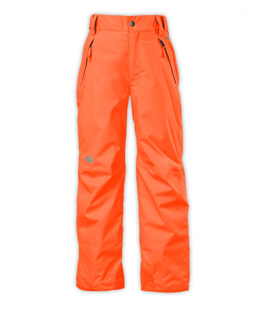 The North Face B Freedom İnsulated Turuncu Çocuk Pantolon T0Csb6Beh