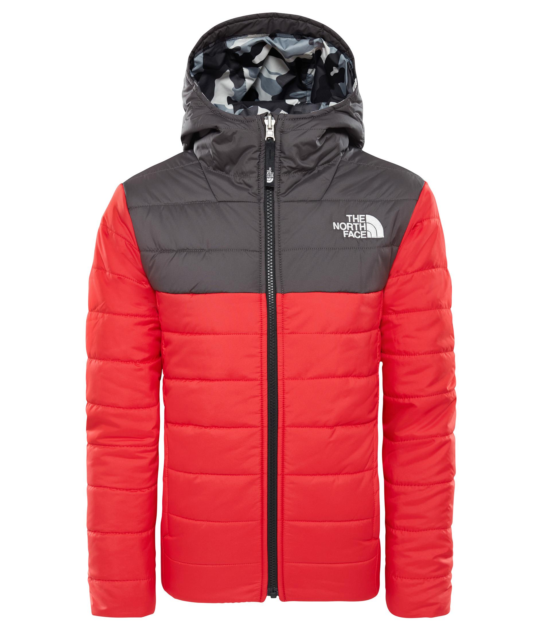 The North Face Çift Taraflı Giyilen Perrito Çocuk Ceket T93CQ2682