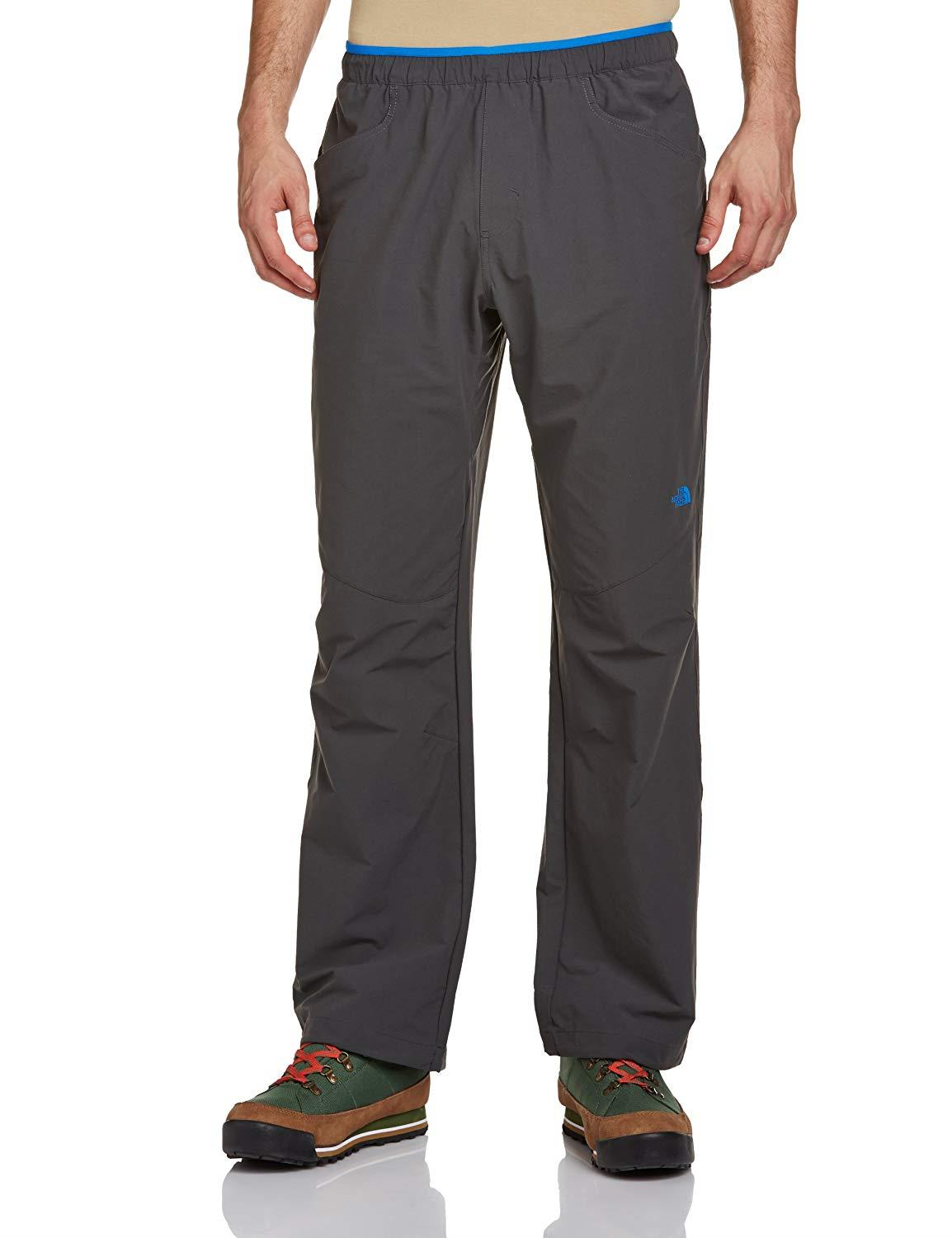 The North Face Dyno Koyu Gri Erkek Pantolonu T0A3J50C5
