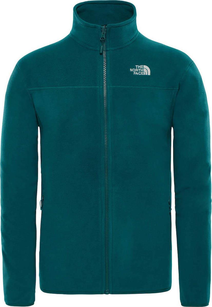 The North Face Fleece 100 Glacier Full Zip Polar T92UAQBCW