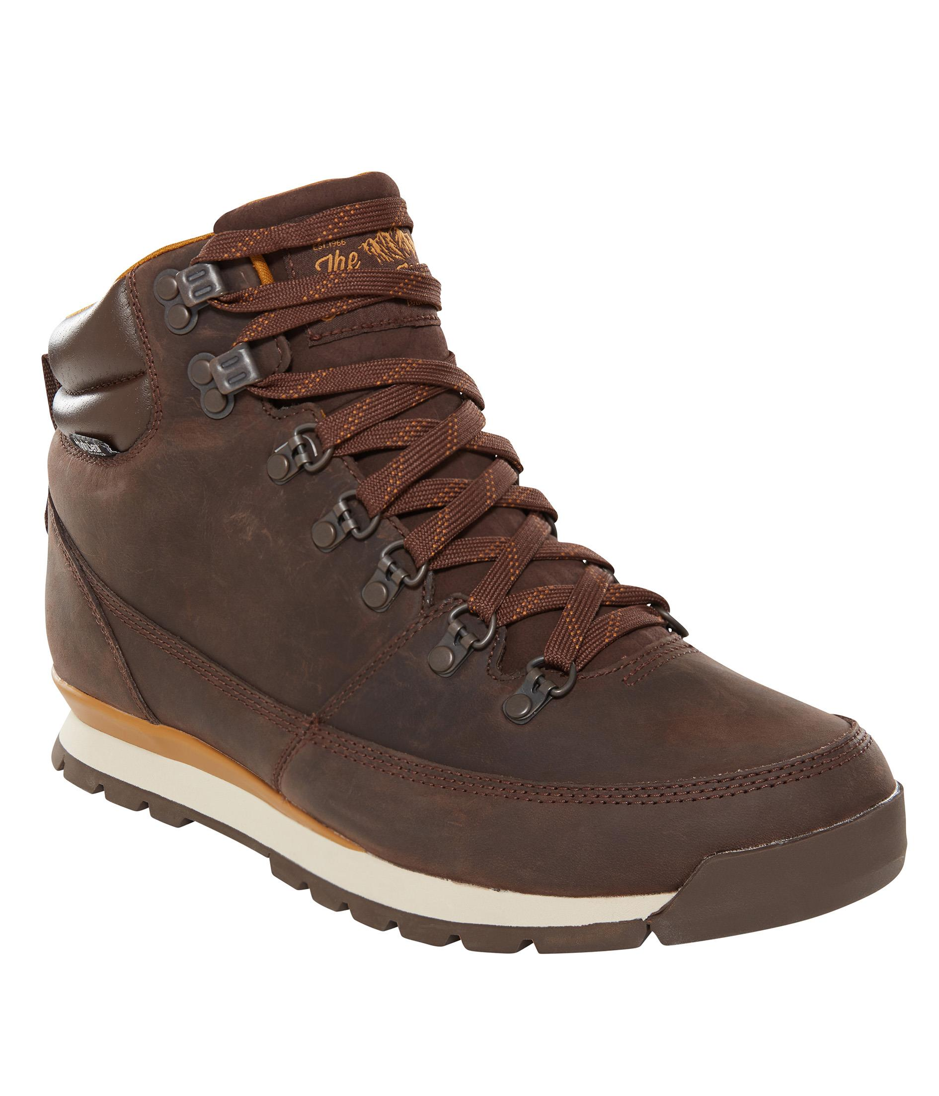 The North Face Erkek B2B Redux Leather Ayakkabı T0CDL05SH