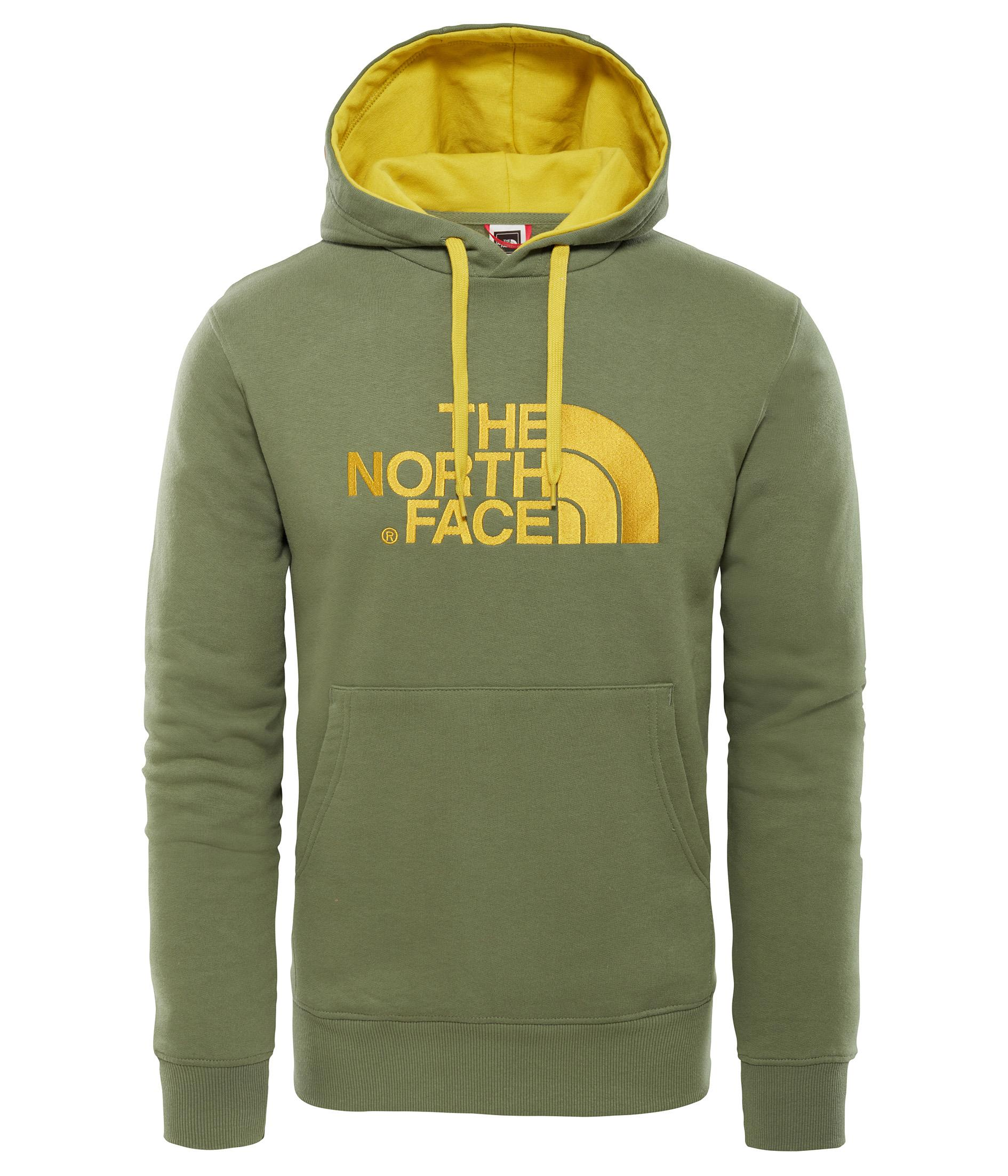 The North Face Erkek Drew Peak Pullover Hoodie Sweat T0AHJYZCE