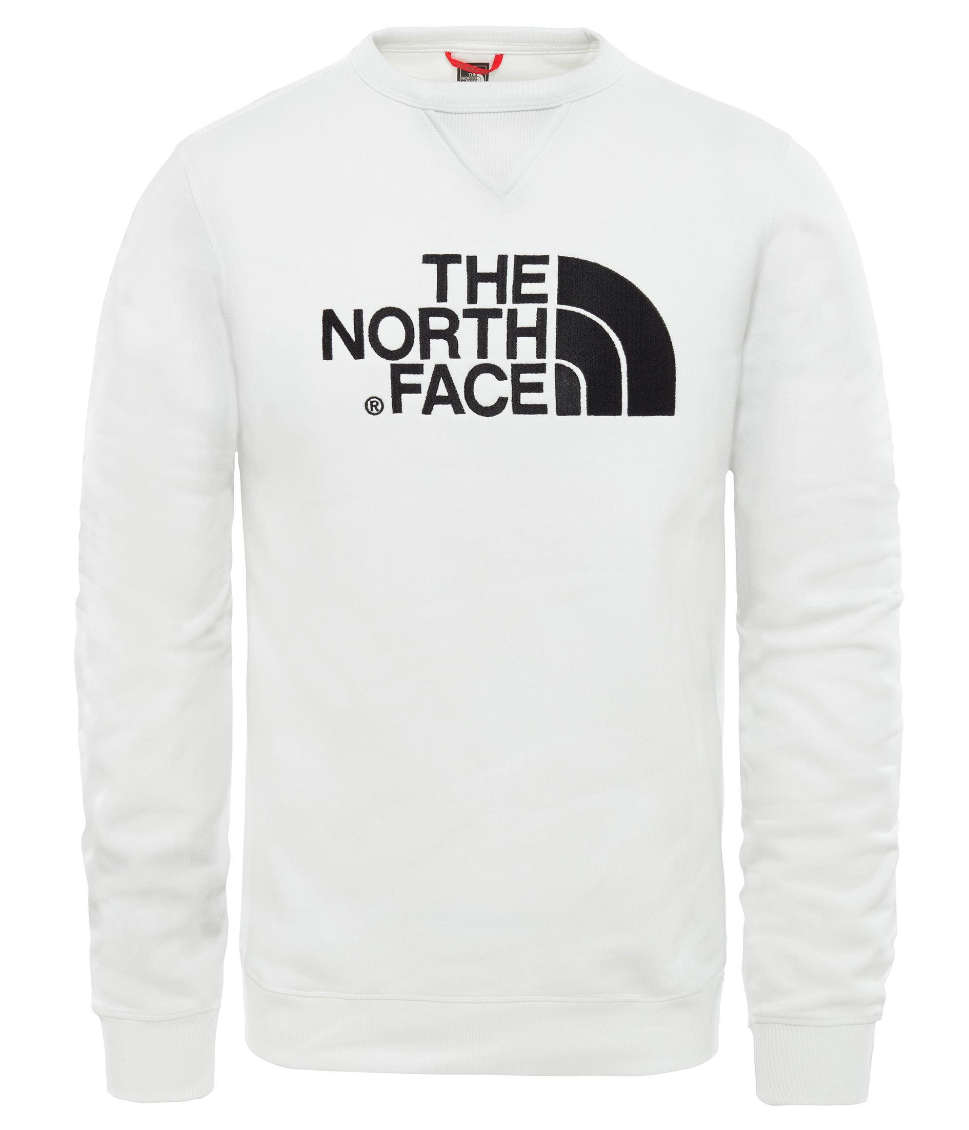 The North Face Erkek Drew Peak Crew Sweatshirt T92ZWRFN4