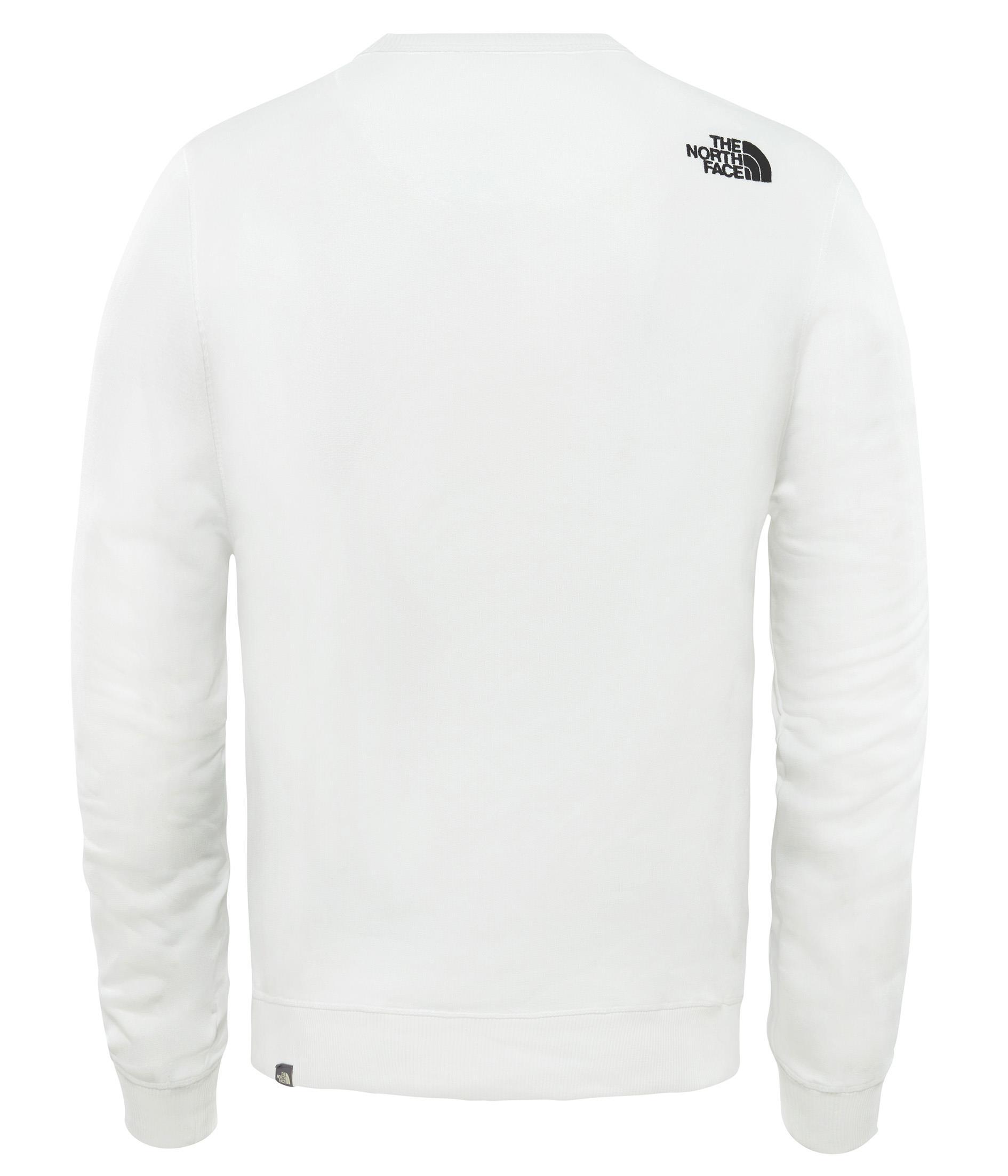 The North Face Erkek Drew Peak Crew Sweatshirt T92ZWRFN4