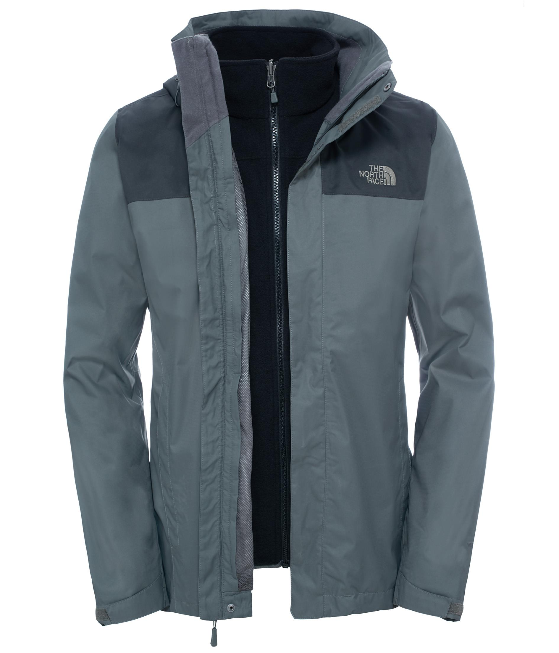 The North Face Evolve II Triclimate 3in1 Erkek Ceket T0CG55Q2S