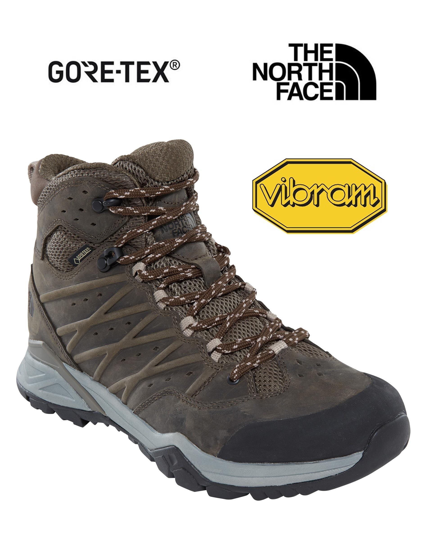 The North Face Erkek Hedgehog Hike II Mid GTX Ayakkabı T92YB44DD