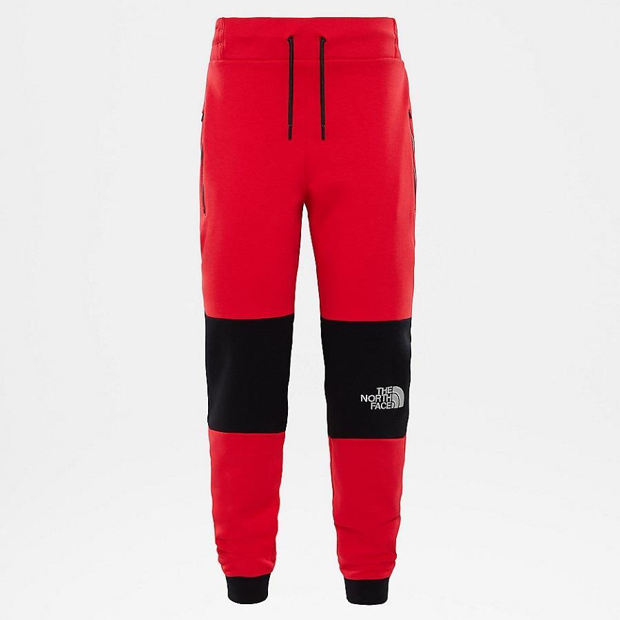 The North Face Himalayan Erkek Pantolon Kırmızı Siyah T93OD5682