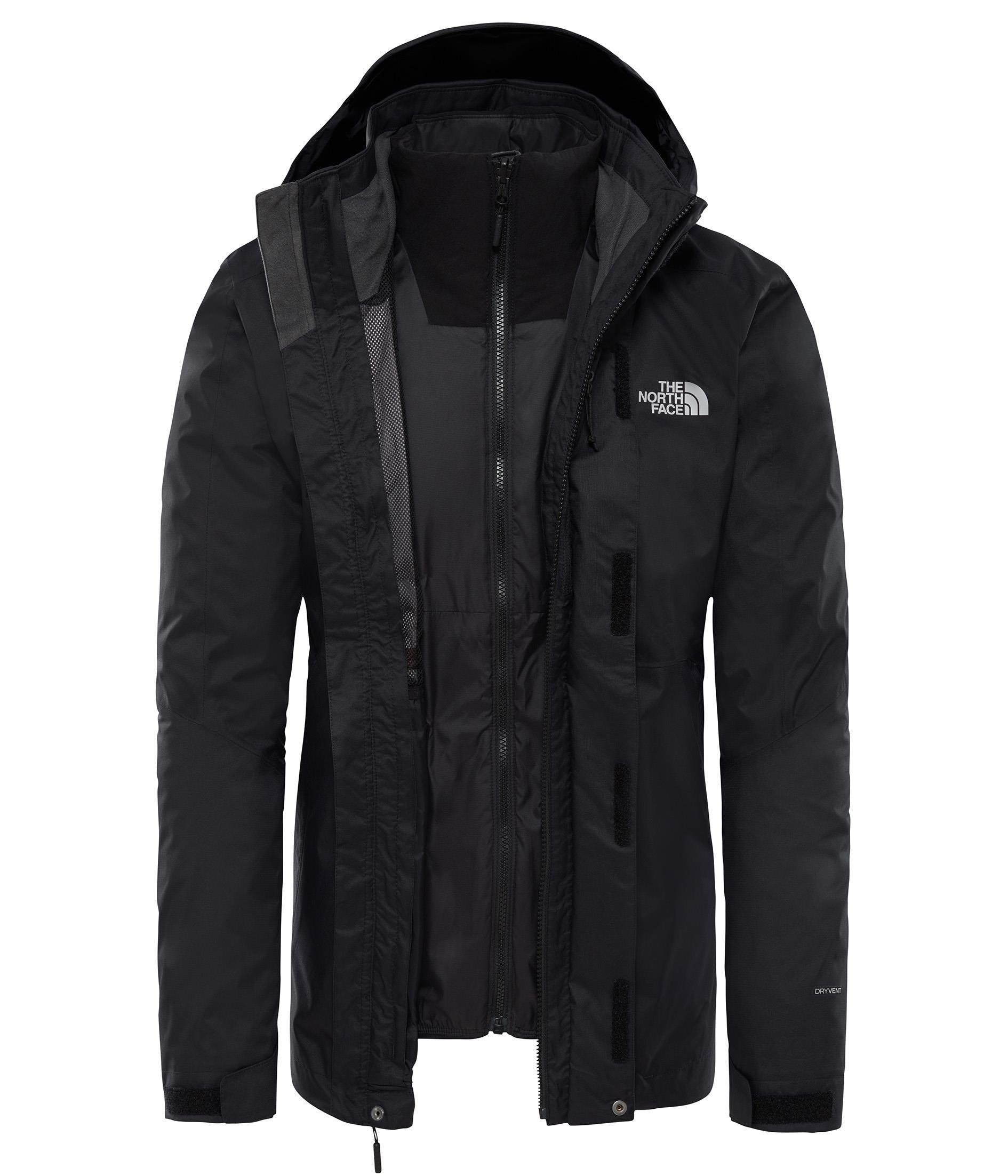 The North Face Kabru Triclimate Erkek Ceket T93L1KJK3