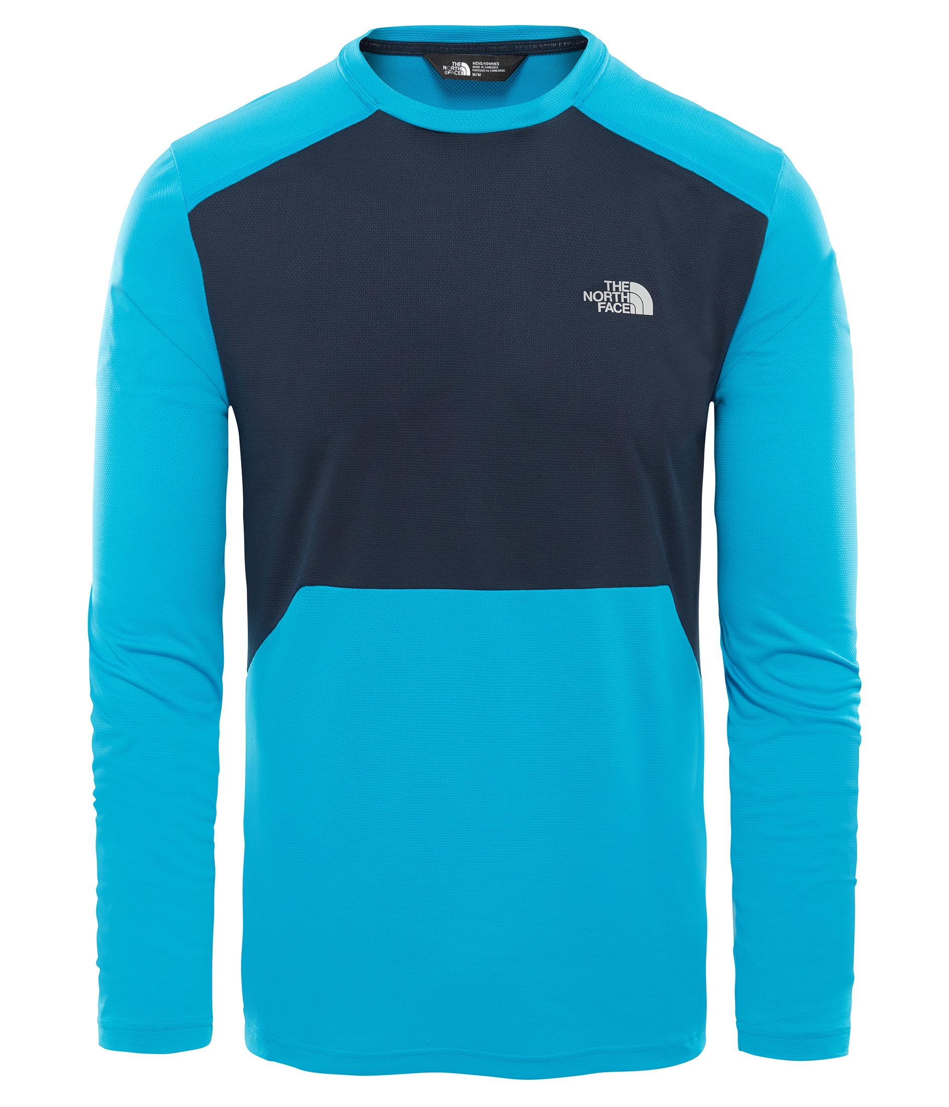 The North Face Erkek L/S Tech Tee T-Shirt T93L1XNXS