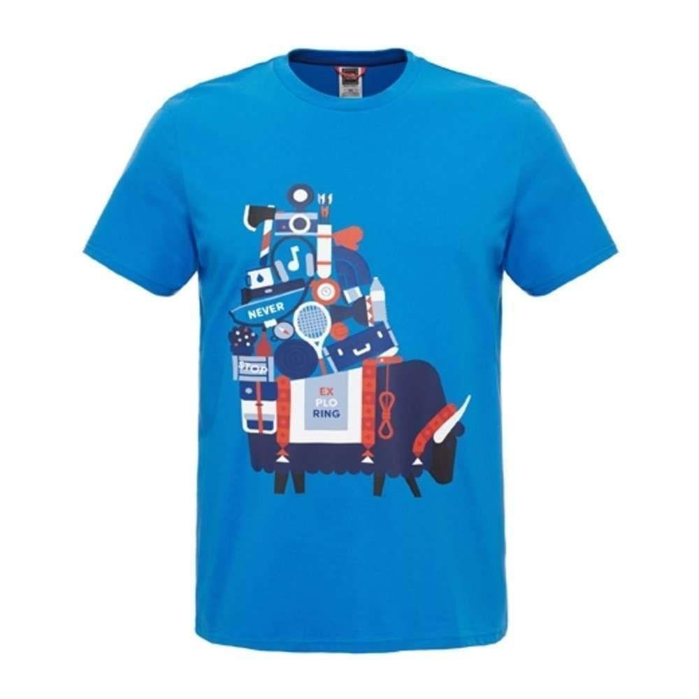 The North Face Erkek Nse T Shirt T0Cd3Zf89