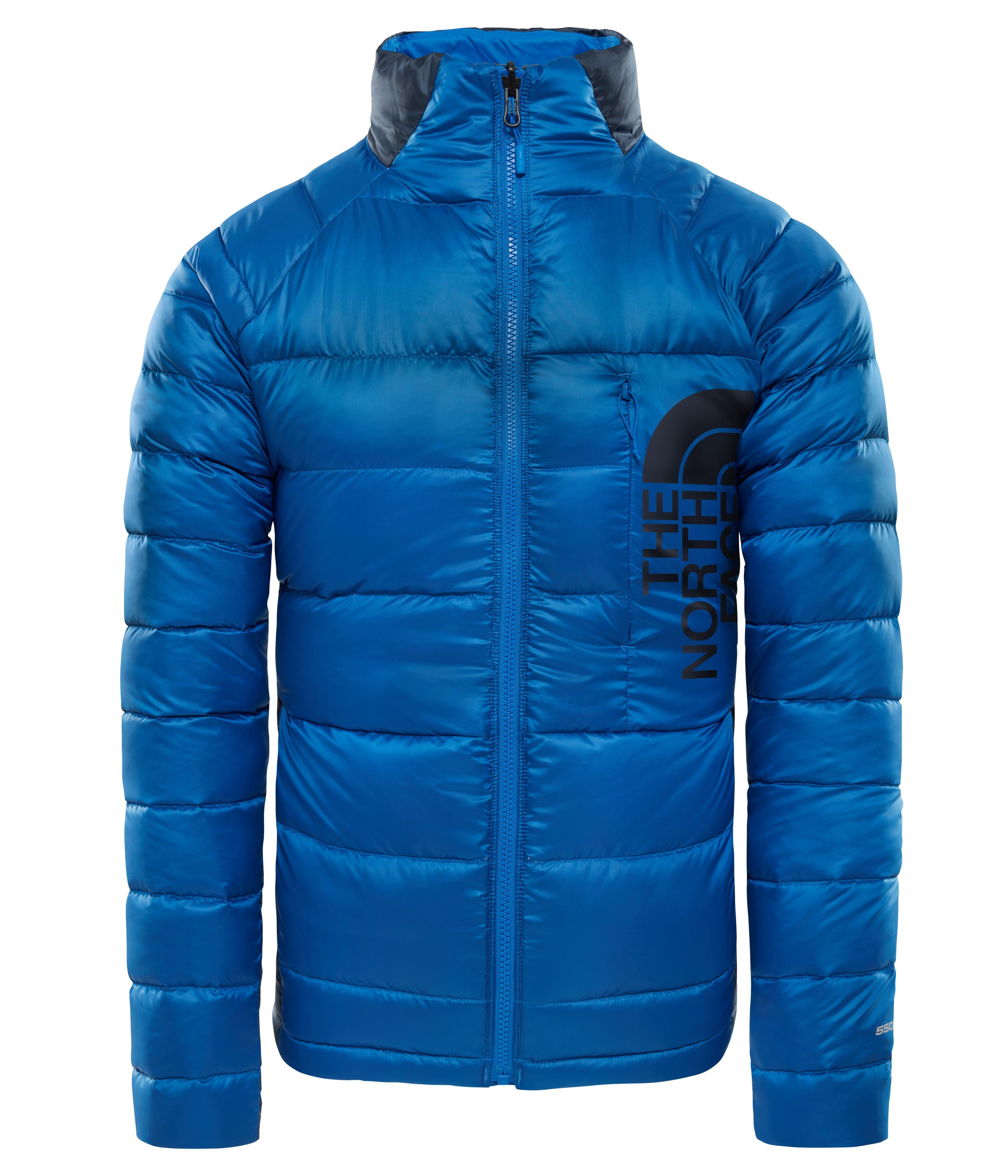 The North Face Peakfrontier II Erkek Ceket Mavi T93L18WXN