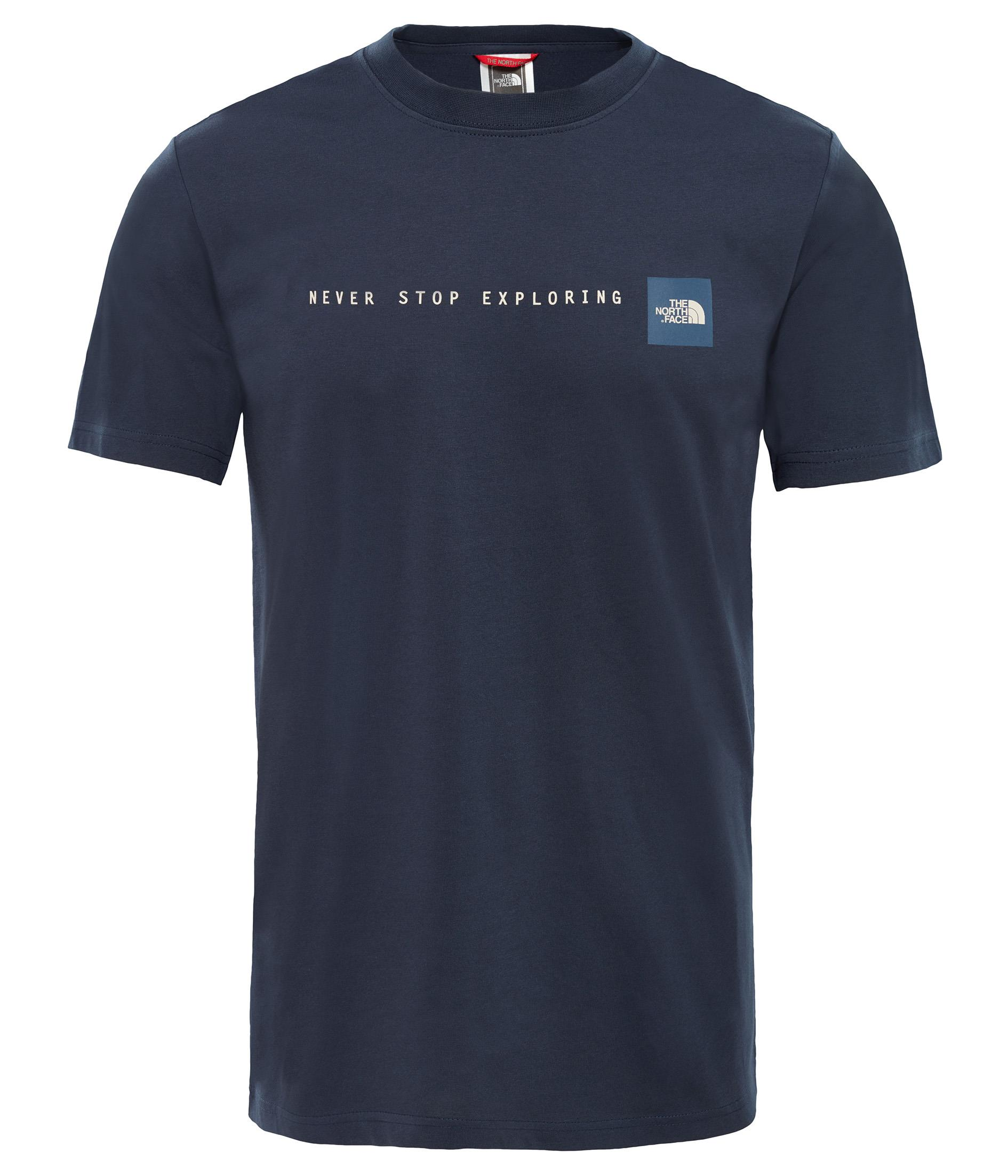 The North Face Erkek S/S Nse Tee T-Shirt T92TX4JBR