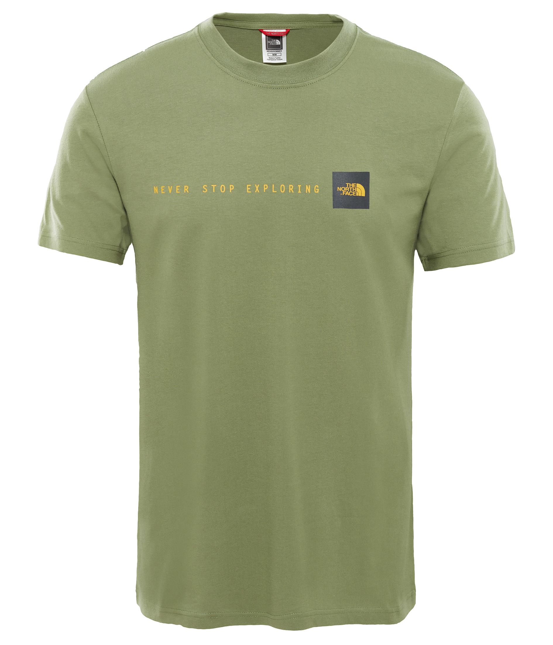 The North Face Erkek S/S Nse Tee Tshirt