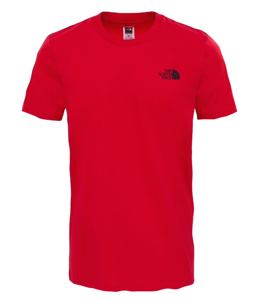 The North Face Erkek S/S Simple Dome Tshirt T92Tx5682
