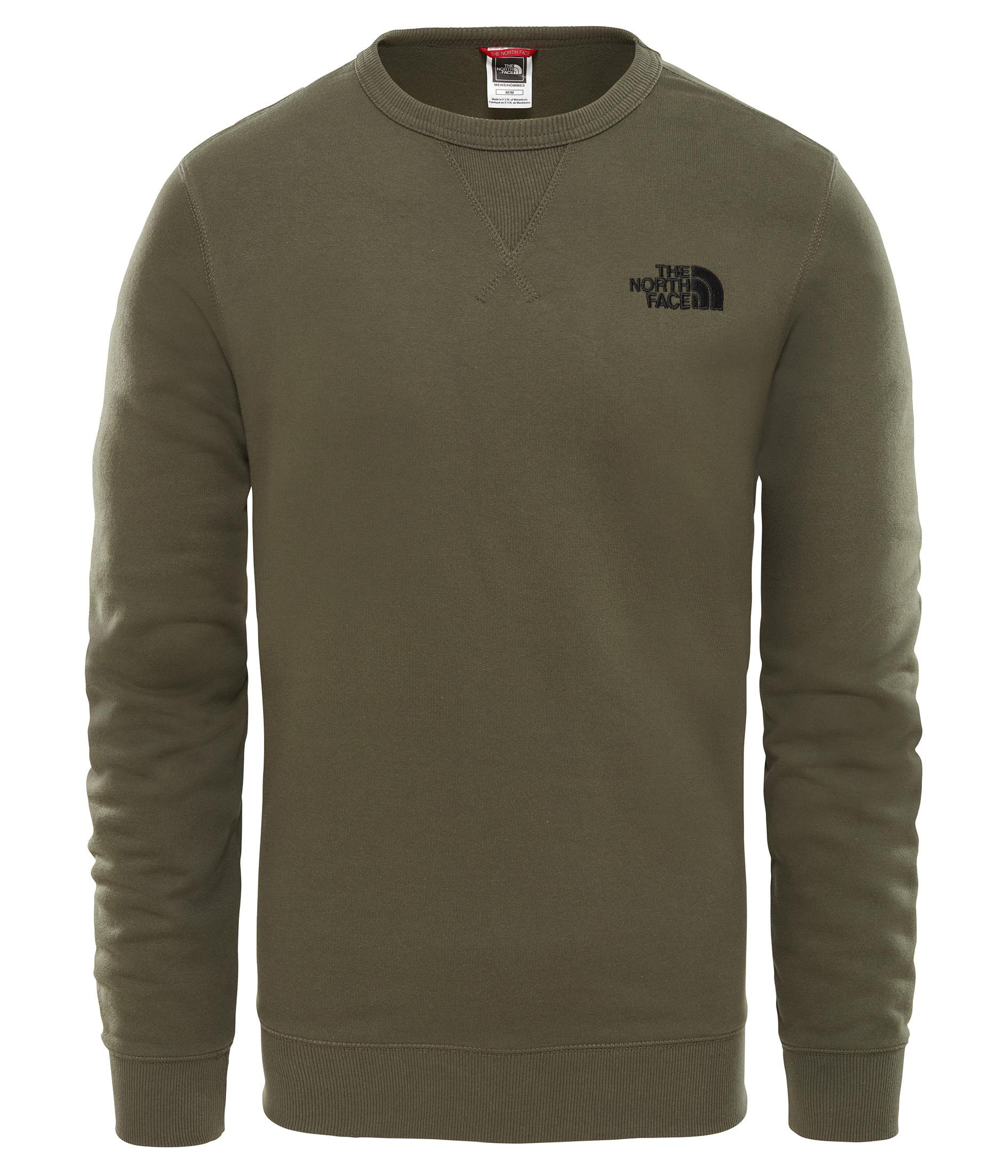 The North Face Erkek Street Fleece Pull Sweatshirt T0CSN521L