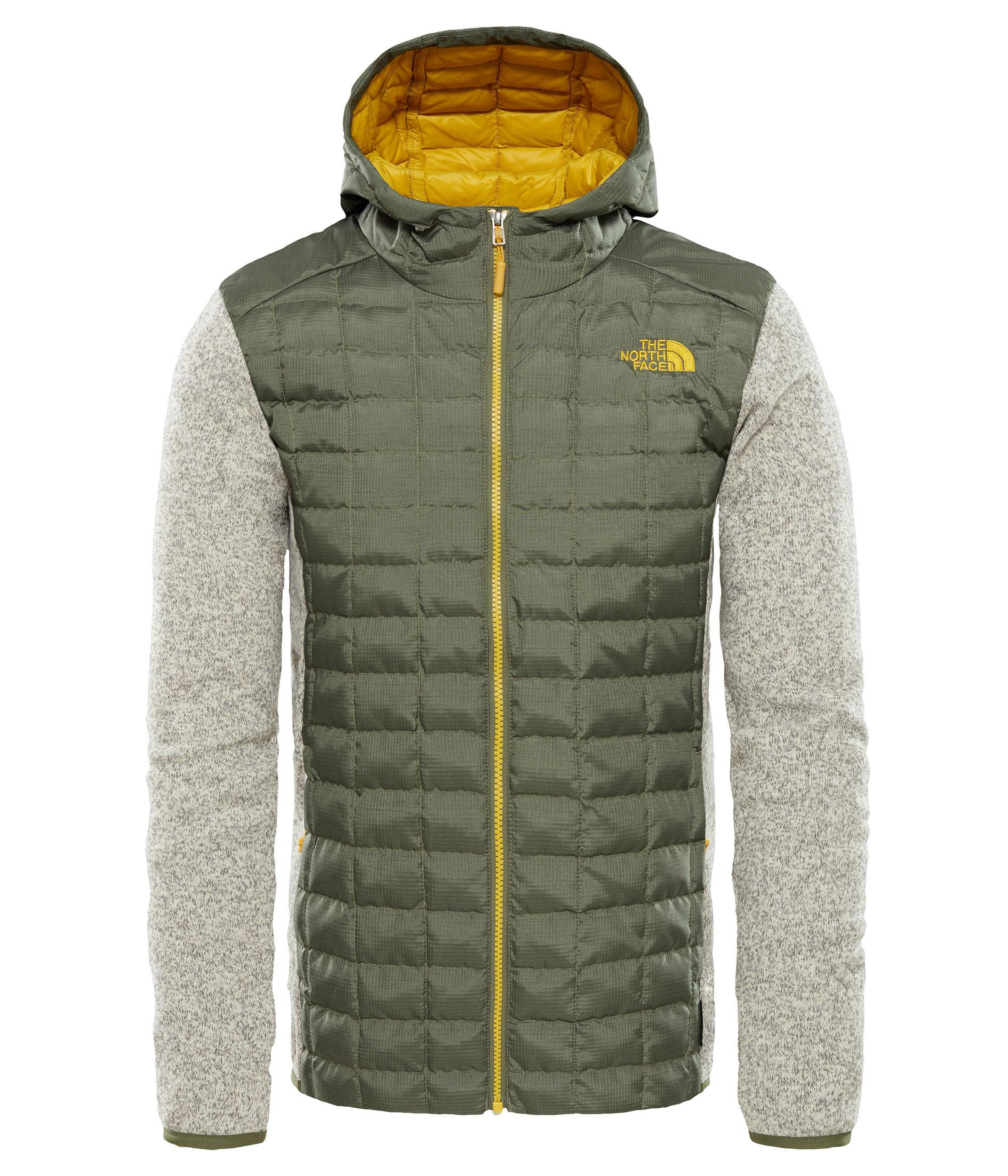 The North Face Erkek THERMOBALL Hybrid Gl Ceket T92U7Z6JX