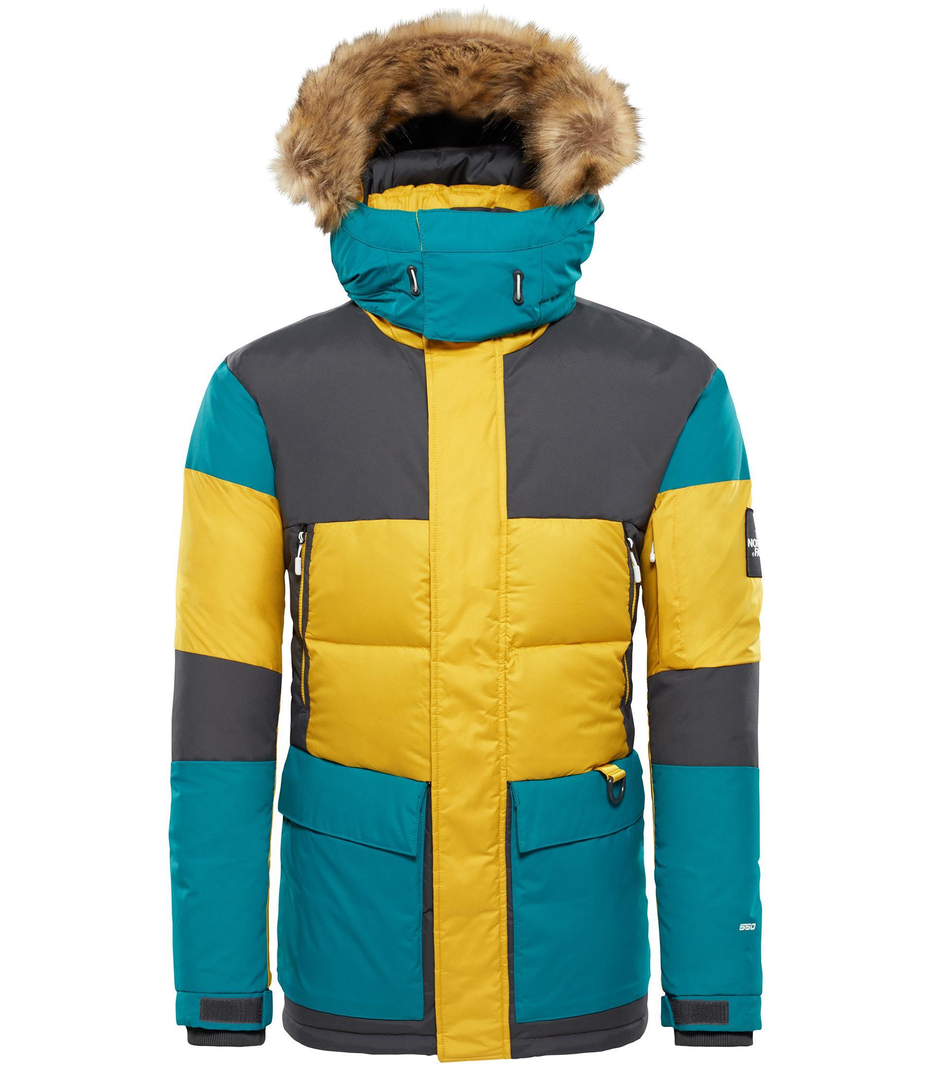 The North Face Erkek Vostok Parka Ceket