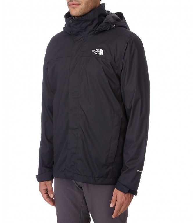 The North Face M Evolve II Triclimate Ceket Siyah